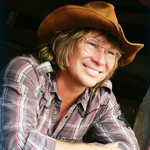 TED VIGIL AS JOHN DENVER