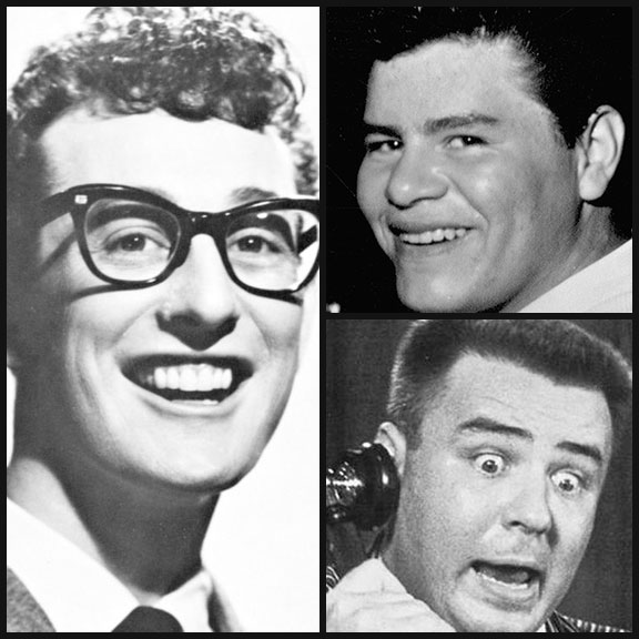 BUDDY, RITCHIE & THE BIG BOPPER