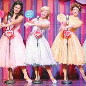 The Marvelous Wonderettes @ Queen Creek Performing Arts Center | Queen Creek | Arizona | United States